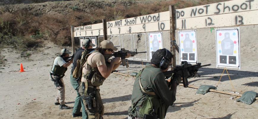 Combat Focus Carbine