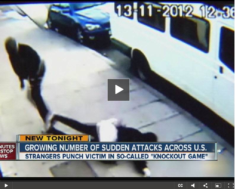 """""""Knockout"""" Game – Growing Number of Sudden Attacks"""